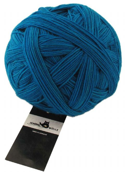 Schoppel-Wolle ADMIRAL 6-ply turquoise